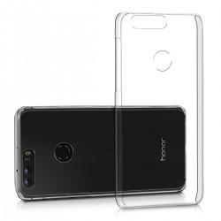 Silikonový kryt pro Huawei Honor 8 - průhledný
