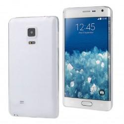 Ultratenký silikonový kryt pro Samsung Galaxy S5  - průhledný
