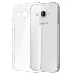 Silikonový kryt pro Samsung Galaxy J3 Pro - průhledný