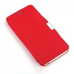 Flipové pouzdro Apple iPhone 6/6S - červené