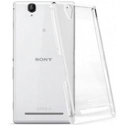 Ultratenký silikonový kryt pro Sony Xperia Z2 - průhledný
