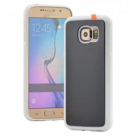 Antigravitační kryt pro Samsun Galaxy S6 - bílý