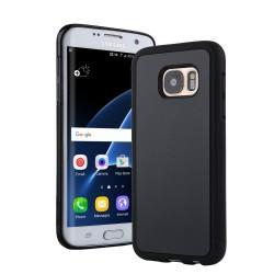 Antigravitační kryt pro Samsung Galaxy S7 Edge - černý