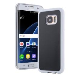 Antigravitační kryt pro Samsung Galaxy S7 Edge - bílý