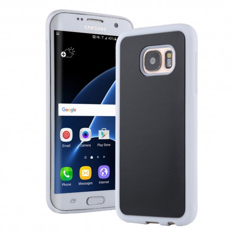 Antigravitační kryt pro Samsung Galaxy S6 Edge - černý