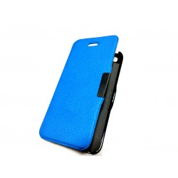 Flipové pouzdro Apple iPhone 4/4S - šedé