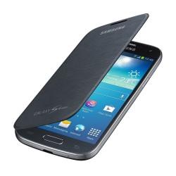 Flipové pouzdro Samsung Galaxy S4 mini - šedé
