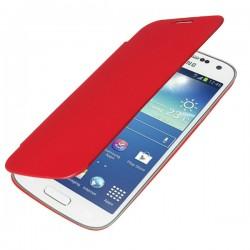 Flipové pouzdro Samsung Galaxy S4 mini - červené