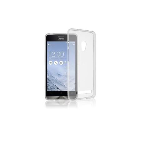 Ultratenký silikonový kryt pro Asus ZenFone Go 4.5  - průhledný