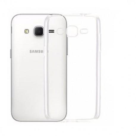 Silikonový kryt pro Samsung Galaxy J2 průhledný