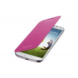 Flipové pouzdro Samsung Galaxy S4 - růžové