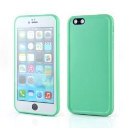 Vodotěsný kryt pro Apple iPhone 7/8 - zelený