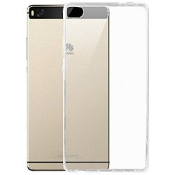 Silikonový kryt pro Huawei P8 - průhledný