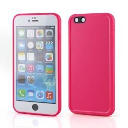 Vodotěsný kryt pro Apple iPhone 7 Plus - růžový