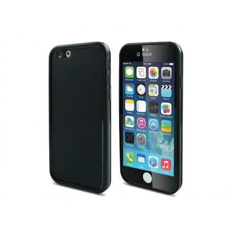 Vodotěsný kryt pro Apple iPhone 6/6S Plus - černý
