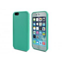 Vodotěsný kryt pro Apple iPhone 5/5S/SE - zelený
