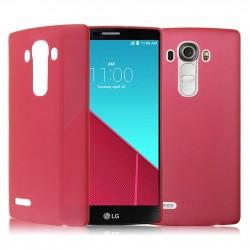 Kryt pro LG G4 červený