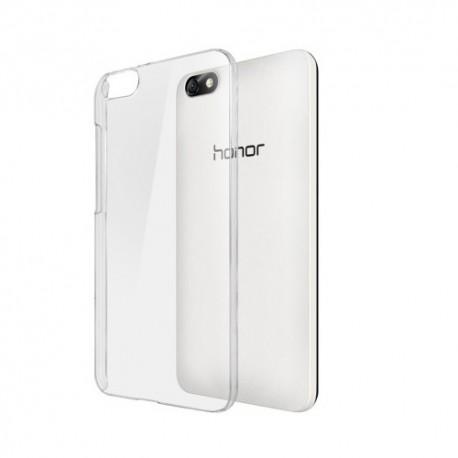 Ultratenký silikonový kryt pro Huawei Honor 4C- průhledný