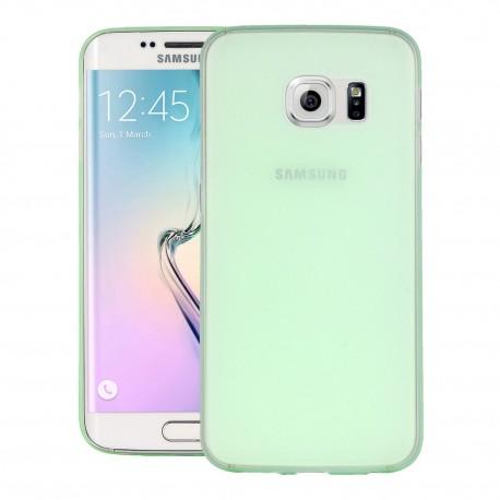 Ultratenký kryt pro Samsung Galaxy S6 Edge Plus zelený