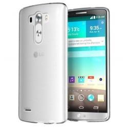 Ultratenký silikonový kryt pro LG G3 - průhledný