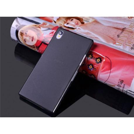 Kryt pro Sony Xperia Z1 černý