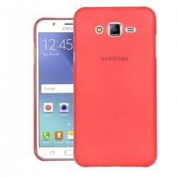 Kryt pro Samsung Galaxy J7 červený