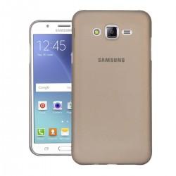 Kryt pro Samsung Galaxy J7 šedý