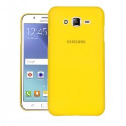 Kryt pro Samsung Galaxy J7 žlutý