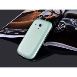Kryt pro Samsung Galaxy S3 mini zelený