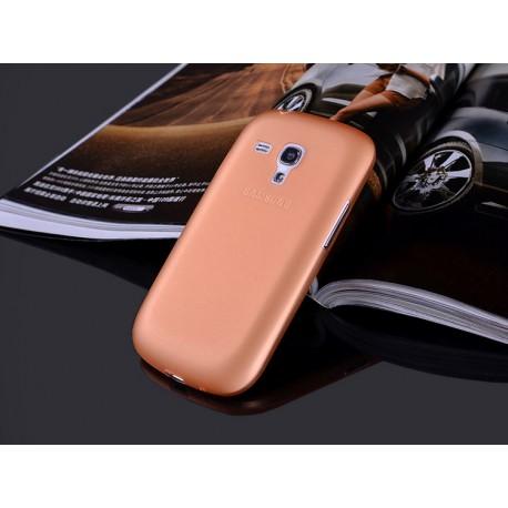 Kryt pro Samsung Galaxy S3 mni oranžový