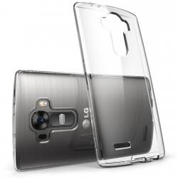 Ultratenký silikonový kryt pro LG G4 - průhledný
