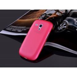 Kryt pro Samsung Galaxy S3 mini červený