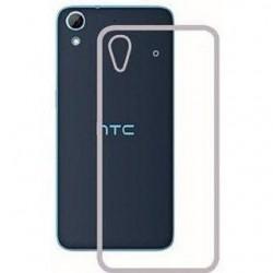 Silikonový kryt pro HTC Desire 626 - průhledný