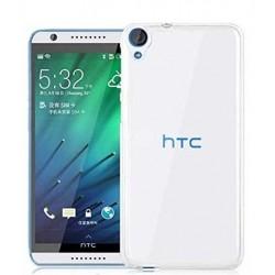 Silikonový kryt pro HTC Desire 820 - průhledný