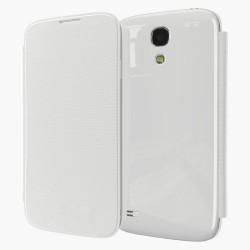 Flipové pouzdro Samsung Galaxy S4 - bílé