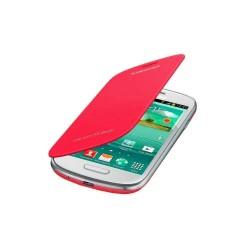 Flipové pouzdro Samsung Galaxy S3 mini - červené