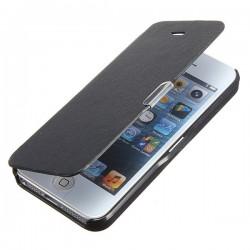 Flipové pouzdro Apple iPhone 5/5S/SE - černé