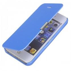 Flipové pouzdro Apple iPhone 5/5S/SE - modré