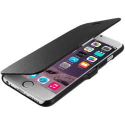 Flipové pouzdro Apple iPhone 6/6S Plus - černé