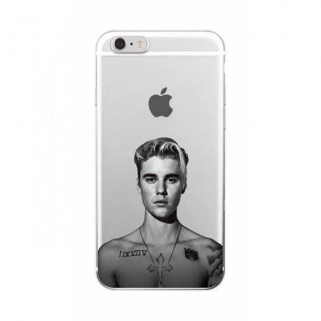 Silikonový kryt Samsung Galaxy A3 (2016) Justin Bieber