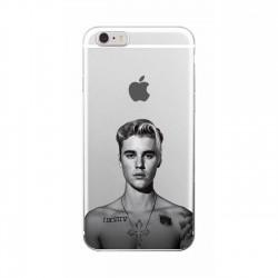 Silikonový kryt Samsung Galaxy S5 Justin Bieber