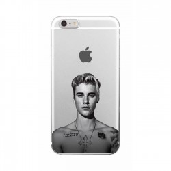 Silikonový kryt Samsung Galaxy S6 Justin Bieber