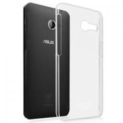 Ultratenký silikonový kryt pro Asus ZenFone 4 - průhledný