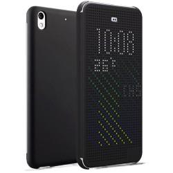 Pouzdro DOT VIEW HTC Desire 626 černé
