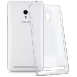 Silikonový kryt pro Asus ZenFone 5 - průhledný
