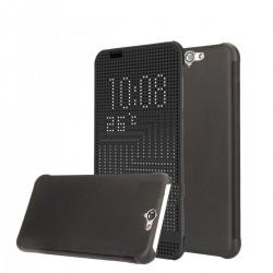 Pouzdro DOT VIEW HTC One A9 černé