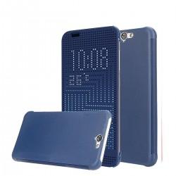 Pouzdro DOT VIEW HTC One A9 modré