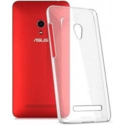 Ultratenký silikonový kryt pro Asus ZenFone 6 - průhledný