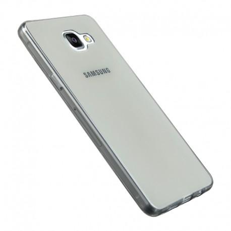 Silikonový kryt pro Samsung Galaxy A5 (2017) průhledný