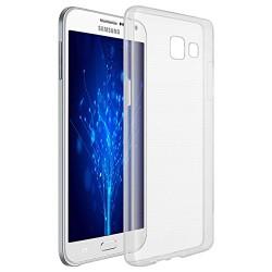 Silikonový kryt pro Samsung Galaxy A3 (2017) průhledný